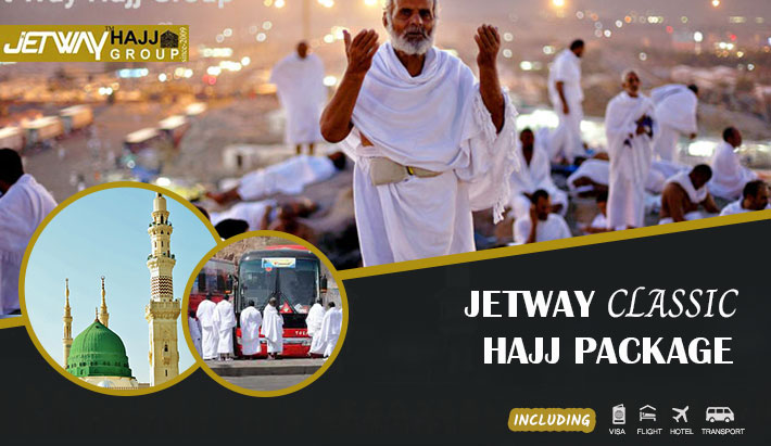 Jetway Classic Hajj Package 2021