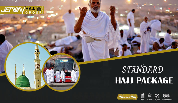 Standard Hajj Package 2021